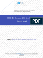 Chemistry 2010 Unsolved Paper Outside Delhi.pdf