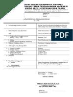 Surat Tugas Welly Dan Alwi Tanggal 11 Maret 2014