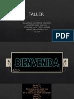 Taller Uca