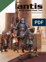 Rifts - World Book 2 - Atlantis.pdf