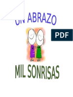 Logo Abrazo Sonrisa s