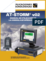 Atstorm Manual de Usuario II
