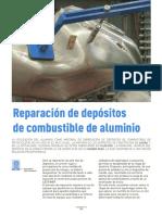 reparar deposito aluminio