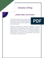 Creative Lifting o Retoques Creativos