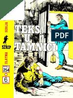 ZS 254 Tex Willer - Teks u Tamnici