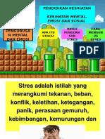 Pengurusan Stress (Pendidikan Kesihatan tahun 3)