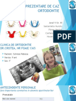 Prezentare de Caz Ortodontie gr 3 an 5 md 2015-2016.ppt