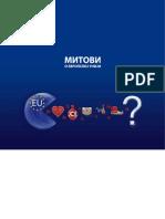 Mitovi o EU