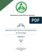 Aplicación Del Cálculo en Las Ingenierías y La Tecnología