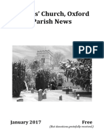 St Giles January 2017 Parish News