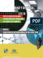 Revista Seguridad y Defensa en Israel 2010