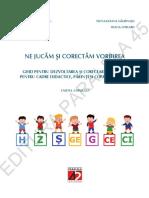 Pages From Ghid Pentru Dezvoltarea Si Corectarrea Vorbirii -Caietul_copilului