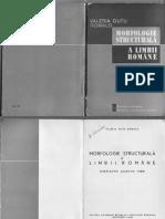 Documents.tips Gutu Romalo Morfologia Structurala a Limbii Romane