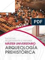 Arqueología prehistórica