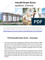 TVS Emerald Green Acres Kolapakkam Chennai