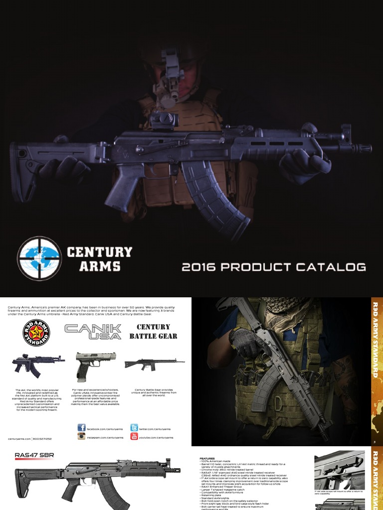 2016 Catalog | Military Equipment | Military Technology