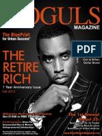 Black Moguls Magazine Anniversary 1