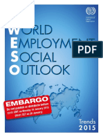 World Employment and Social Outlook 2015