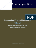 Intermediate Financial Accounting 1