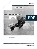 F-4E Flight Manual