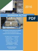Proyecto Barrera Activa
