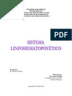 Linfohematopoyetico