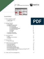 SuperVP Trax Documentation