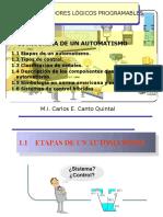 1.1-Etapas de Un Automatismo