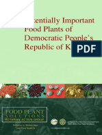 Potentially Important Food Plants of North Korea