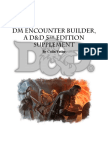 DM Encounter Builder (10657015)