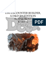 DM Encounter Builder (10657015)