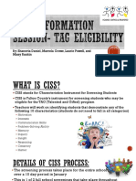june 2- ciss info session- tag eligibility faculty presentation final version