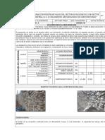 Ficha Técnica de Conservación
