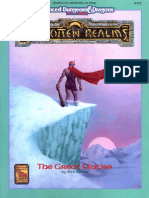Forgotten Realms - The Great Glacier