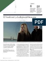 El Nordic noir y el callejón del bienestar (verano-2015)
