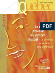 Le Depistage Precoce Du Cancer Buccal - ODQ