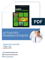 Actualité  Pharma Jan2017