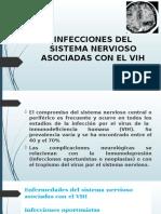 Infecciones Del Sistema Nervioso Asociadas Con El Vih