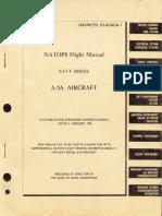 A-5A Vigilante Flight Manual