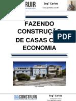 Fazendo Construção de Casas Com Economia