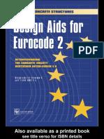 Design Aids EuroCode2