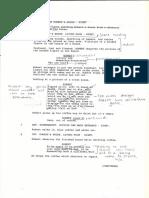 Script Analysis Draft 1