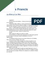 Teresa Francis - La Bine Si La Rau 0.9 09 %