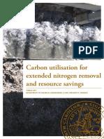 Carbon Utilisation for Nitrogen Removal