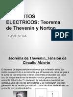 Teoria de Thevenin y Norton