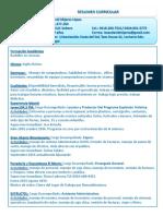 Curriculum Isaac Mijares