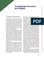 Imagiologia Da Mama - Patologia Maligna