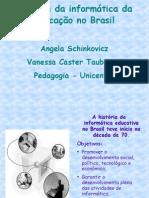 tecnologias da educação slides