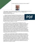 NARCISISMO Y RESISTENCIA DEL TERAPEUTA - Bob Hilton.pdf
