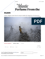 How One Indian Village Turns Rain Into Perfume - The Atlantic - Attar